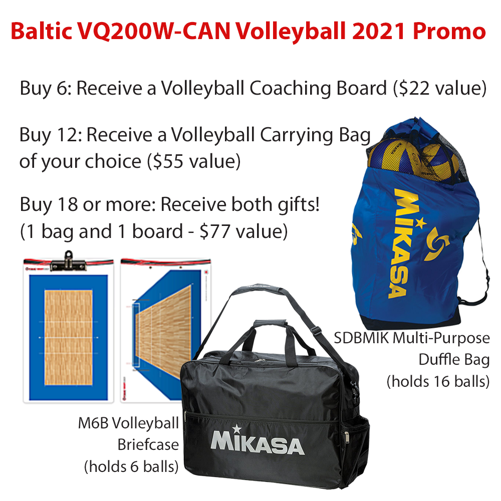 Free Volleyball Merch
