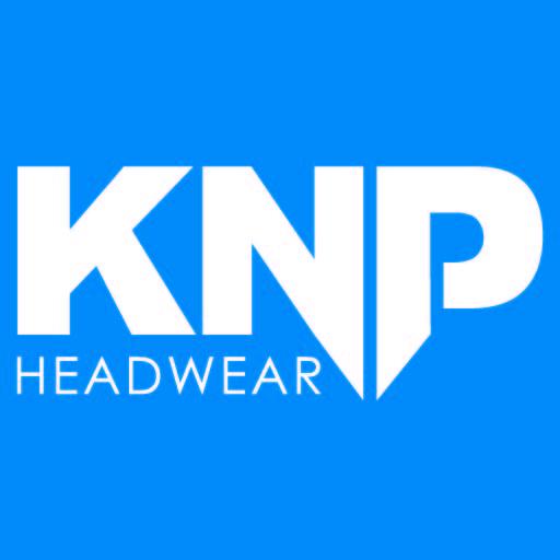 KNP Headwear logo