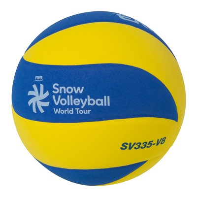 NEW Mikasa FIVB Snow Volleyball