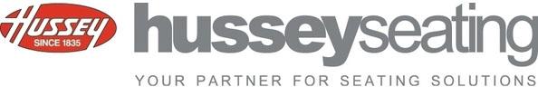 Hussey Seating logo